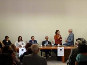 Convegno cane guida Reggio Calabria - 16 ottobre 2019 - Interventi - . Foto di Pf Greco