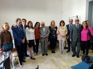 Convegno cane guida Reggio Calabria - 16 ottobre 2019 - Partecipanti - . Foto di Pf Greco