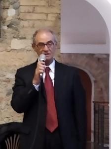 Il presidente regionale Pietro Testa